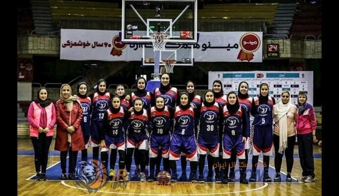 تیم بسکتبال سپهرداد
