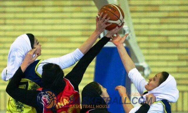 مسابقات بسکتبال بانوان