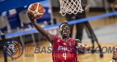 بسکتبال مالی، و امید به «کانوته»