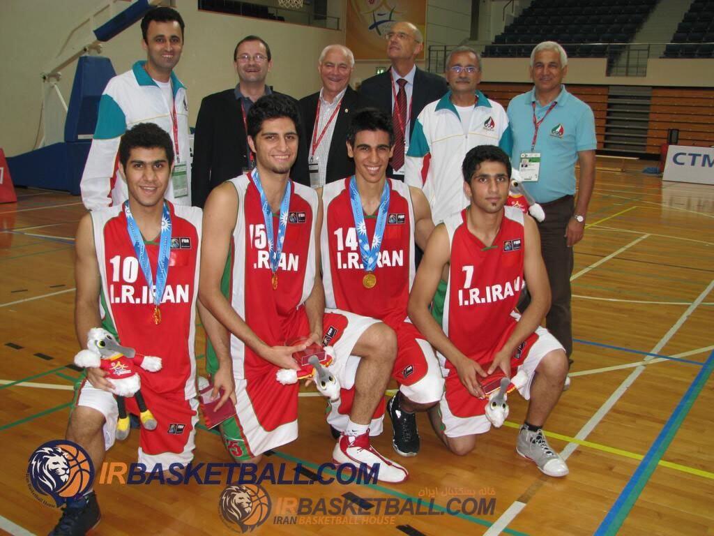 تاریخچه بسکتبال 3X3