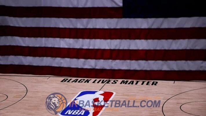 سایۀ بسکتبال NBA در انتخابات آمریکا / جیمز، این بار در زمین ترامپ برد