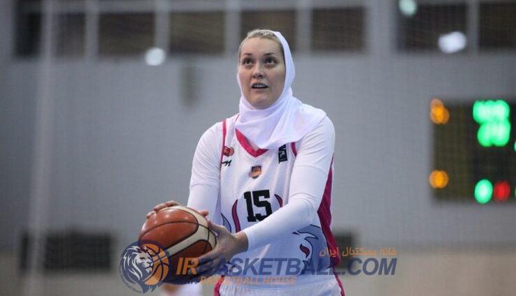 نفوذ روس و آمریکا در بسکتبال دختران ایران