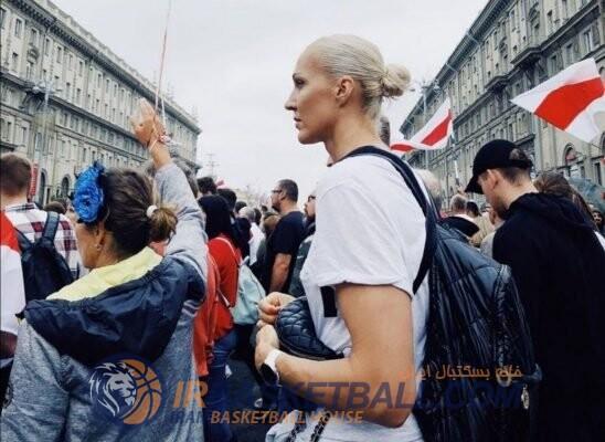 اعتراض لوچنکو، نماد بسکتبال بلاروس به بار نشست / ورود آقای رئیس جمهور ممنوع