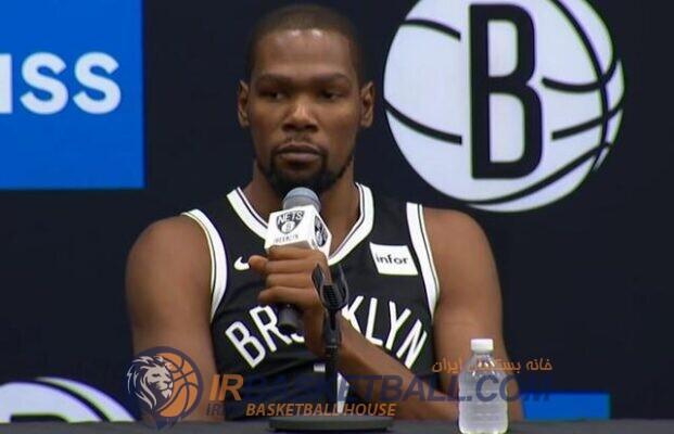 سه بزرگ در NBA /  دورنت : من نیازی به تملق ندارم