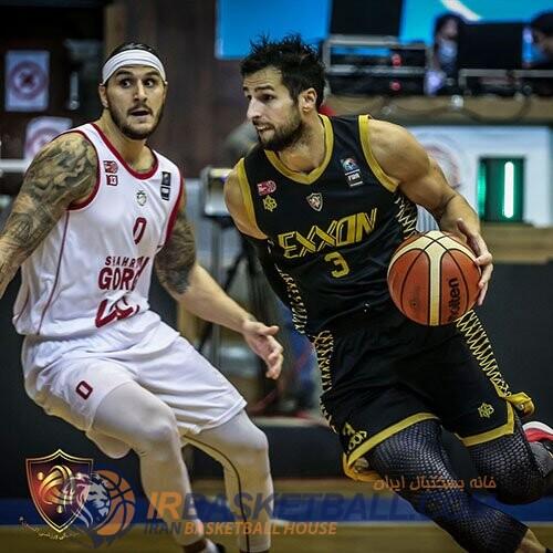 بسکتبال باشگاههای ایران
