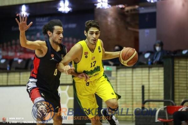 بسکتبال باشگاههای ایران / تیمهای بدون برد و مدعیان بدون باخت
