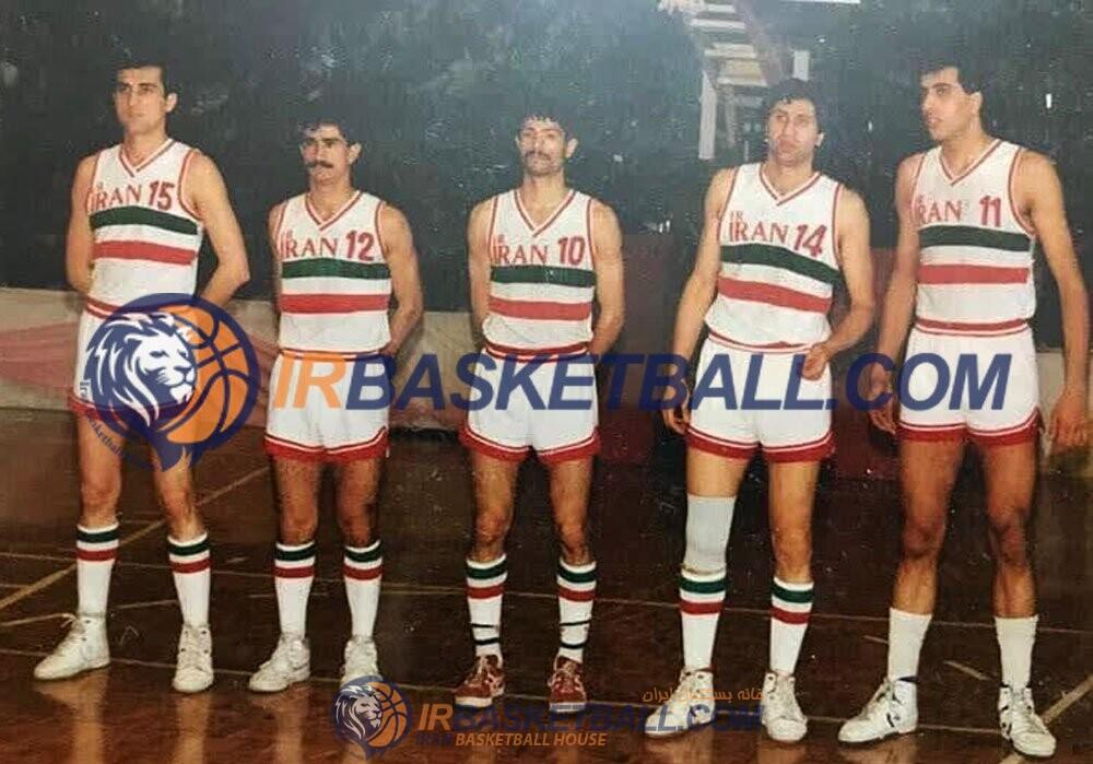 برنامه شماره 12 رادیو بسکتبال ایران - تبعیض
