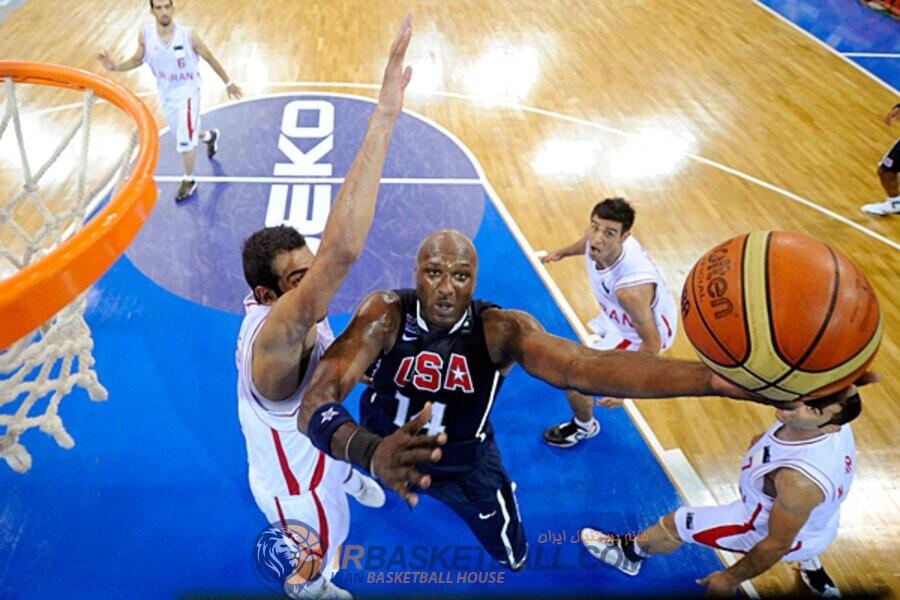 بسکتبال المپیک