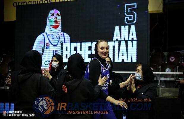 از بسکتبال در تگزاس تا قهرمانی در تهران / اکراینیهای عاشق ایران