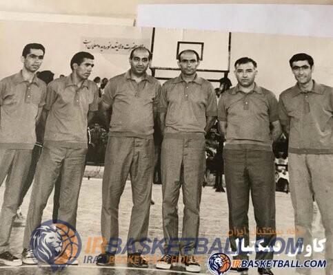 یادمان میراثدار عموحسن بسکتبال، فخرالدین حمزهعلیپور