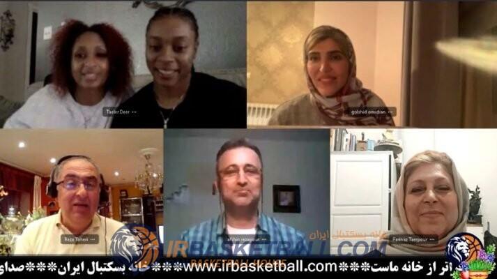 ویژه برنامه نوروز 1400 رادیو بسکتبال (تصویری) - 11فروردین