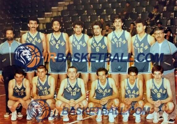 برنامه شماره ۱۳ رادیو بسکتبال ایران - المپیک