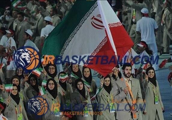 برنامه شماره 2 رادیو بسکتبال ایران - توپ بسكتبال