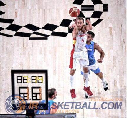 بسکتبال اسپانیا و استعدادهای ان بی ای