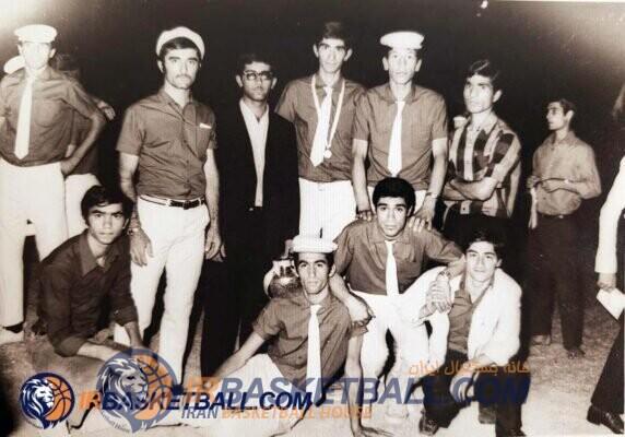برنامه شماره 35 رادیو بسکتبال ایران – تغییر