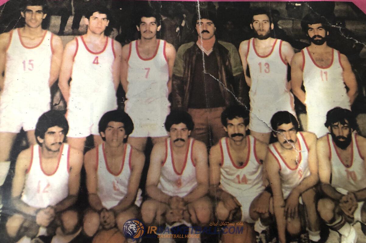 برنامه شماره 38 رادیو بسکتبال ایران – پیشکسوت