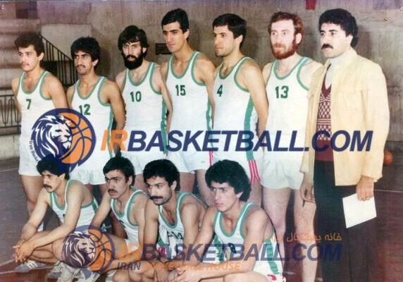 برنامه شماره 6 رادیو بسکتبال ایران - خواب
